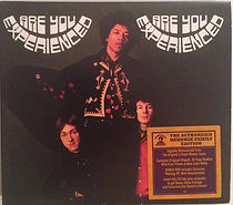 jimi hendrix rotily patrick cd collector/are you experienced