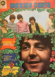 jimi hendrix magazines 1969/mexico canta N°421  june 1969