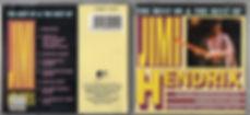 jimi hendrix cd/jimi hendrix the best of & the rest of