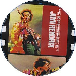 jimi hendrix vinyls album /part two : experience picture disc