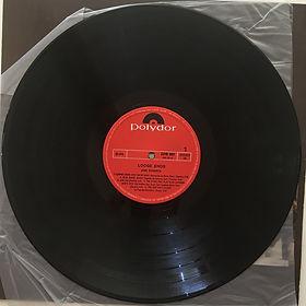 jimi hendrix vinyl album lp/loose ends /argentina 1974 side 1