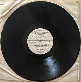 jimi hendrix bootlegs vinyls 1970 / good karma 2  tmoq 1975 side 2
