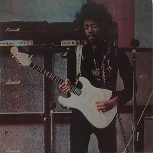 jimi hendrix bootlegs vinyls 1970 / randall's island 7-17-70  1987