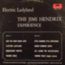 hendrix rotily vinyls/electric ladyland part 1