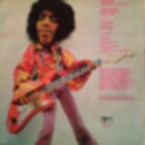 jimi hendrix rotily vinyls collector /band of gypsys 1970 england