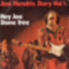 jimi hendrix collector singles vinyls/jimi hendrix story vol1 hey joe/stone free 1973 france