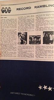 magazine collector j.h/cash box  19/8/1967