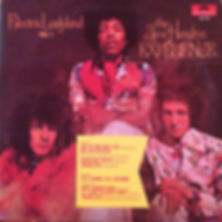 jimi hendrix rotily collector vinyls/electric ladyland/ vol 1