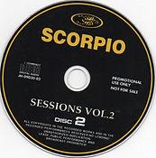 cd bootlegs jimi hendrix /sessions vol 2/disc 2