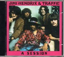 jimi hendrix bootlegs cds 1970 / jimi hendrix & traffic a session picture disc