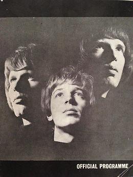 jimi hendrix rotily memorabilia/program tour april 67