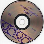 jimi hendrix bootleg cd 1969/electric sunshine magic disc 2