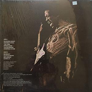 jimi hendrix vinyls albums/war heroes usa 1972