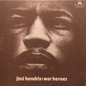 jimi hendrix vinyls albums/war heroes  venezuela