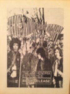 jimi hendrix newspapers 1967