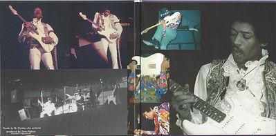 jimi hendrix cd bootlegs / cakes purple barrel acid
