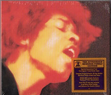 jimi hendrix collector cd/dvd/electric ladyland family 2010