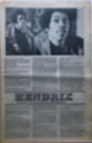 jimi hendrix newspaper 1969/it march 28 1969 part 1
