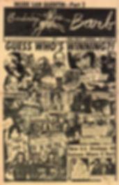 jimi hendrix newspaper/berkeley barb: feb 2-8 1968