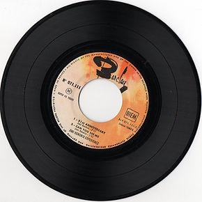 hendrix rotily vinyl/ EP HEY JOE