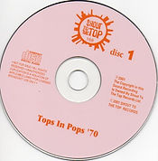 jimi hendrix bootlegs cd / top in pops'70  disc 1