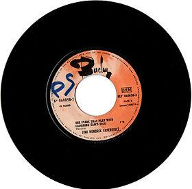 jimi hendrix vinyls singles france/the stars that play...