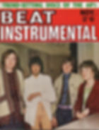 jimi hendrix collector magazine/beat instrumental november 1967