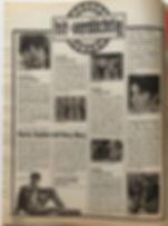 JIMI HENDRIX magazine 1968/bravo november 25 1968 hit verdachtig