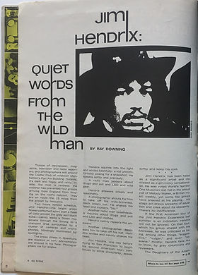 scene spring 1968/jimi hendrix quiet words from the wild man