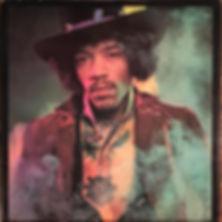 jimi hendrix rotily patrick vinyls collector/electric ladyland