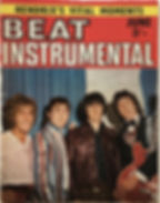jimi hendrix magazine beat instrumental june 1968