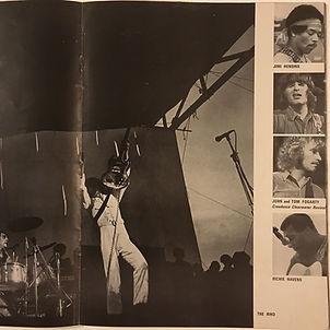 jimi hendrix magazine collector woodstock music festival /life magazine 1969