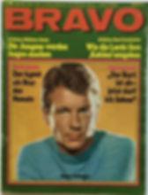 jimi hendrix magazine/bravo 4/3/68