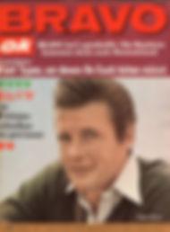 magazine bravo 5/67 rotily jimi hendrix collector