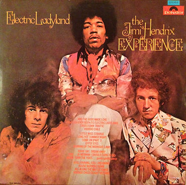 hendrix rotily vinyls collector /electric ladyland