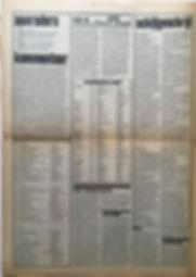 jimi hendrix newspaper/hit week 1968 november 8