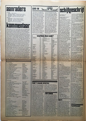 jimi hendrix newspaper/hit week 1968 november 8