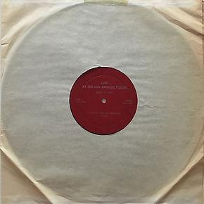 jimi hendrix bootlegs vinyls albums 1970 / enjoy  jimi hendrix side c