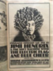 open city newspaper jimi hendrix 1968