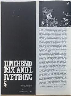 jimi hendrix magazine may 1968
