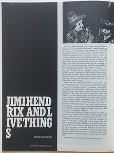 jimi hendrix magazine may 1968