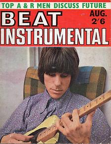 magazine collector rotily/beat instrumental 8/67