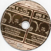 jimi hendrix cd bootlegs/all the way from memphis/for trade only!