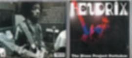 jimi hendrix bootlegs cds 1969/blues project outtakes