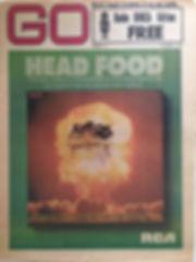 jimi hendrix newspaper/go october 4 1968
