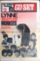 jimi hendrix collector newspaper/go set  29/11/1967