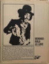 jimi hendrix magazine/teenset july 1968/hendrix bold as love part1