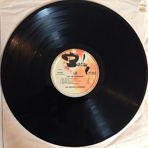 jimi hendrix collector vinyls lp/are you experienced  1972 france
