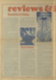 jimi hendrix newspaper/the great speckled bird august 2 1968