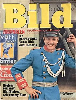 jimi hendrix magazines 1967/ bild october 25, 1967
